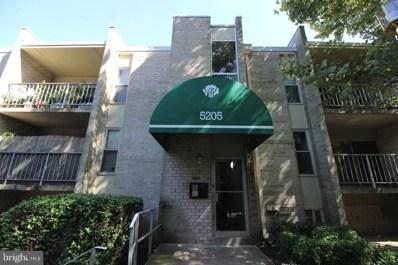 5205 Duke Street UNIT 204, Alexandria, VA 22304 - #: VAAX252020