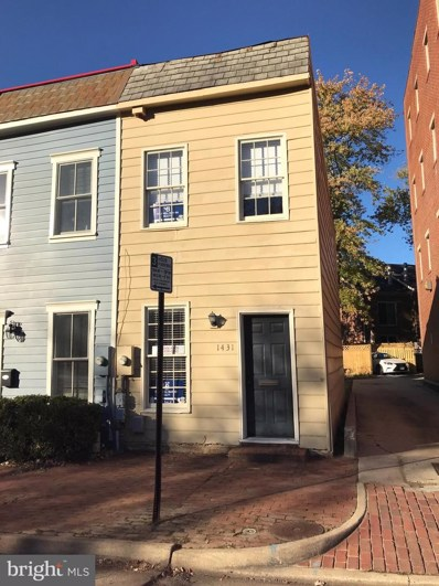 1431 Duke Street, Alexandria, VA 22314 - #: VAAX252924