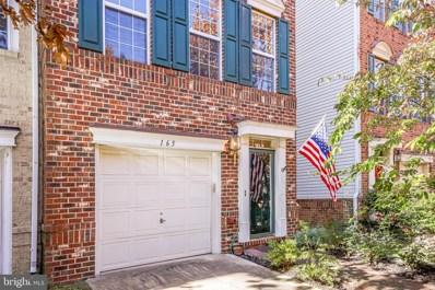 165 Barrett Place, Alexandria, VA 22304 - #: VAAX253136
