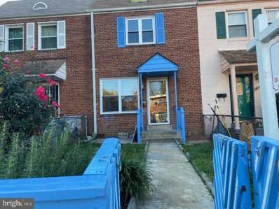 3644 Edison Street, Alexandria, VA 22305 - #: VAAX253504