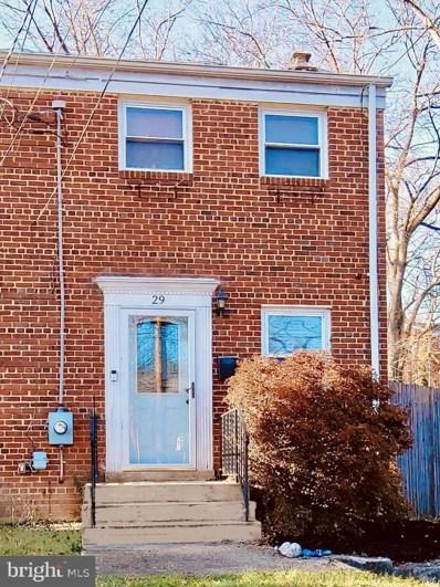 29 S Hudson Street, Alexandria, VA 22304 - #: VAAX255164