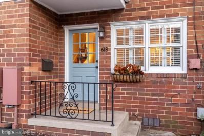 618 S Pitt Street, Alexandria, VA 22314 - #: VAAX255224