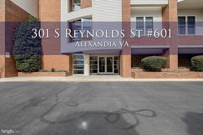 301 Reynolds Street S UNIT 601, Alexandria, VA 22304 - #: VAAX257002