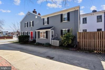309 S Columbus Street, Alexandria, VA 22314 - #: VAAX257410
