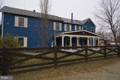 586 Berrys Ferry Road, White Post, VA 22663 - #: VACL105476