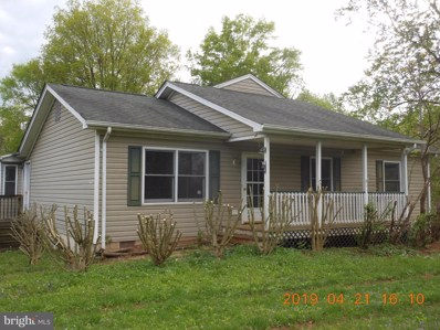 16714 Bleak Hill Road, Culpeper, VA 22701 - #: VACU119768
