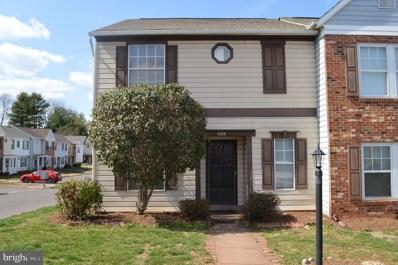 569 Cromwell Court, Culpeper, VA 22701 - #: VACU135026