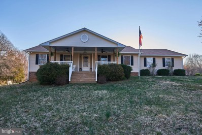 25315 Green Fields Road, Lignum, VA 22726 - #: VACU137908