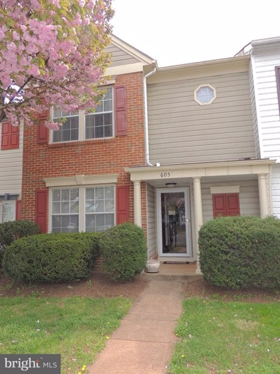 605 Bridlewood Drive, Culpeper, VA 22701 - #: VACU138064
