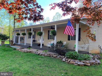10601 River Road, Rixeyville, VA 22737 - #: VACU138182