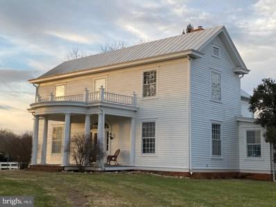 13406 Mt Zion Church Road, Culpeper, VA 22701 - #: VACU138732