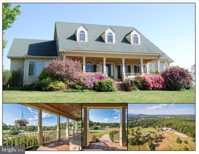 7366 Laurel Hill Lane, Rixeyville, VA 22737 - #: VACU138896