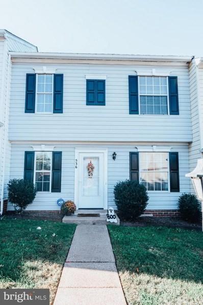 536 Cromwell Court, Culpeper, VA 22701 - #: VACU139906
