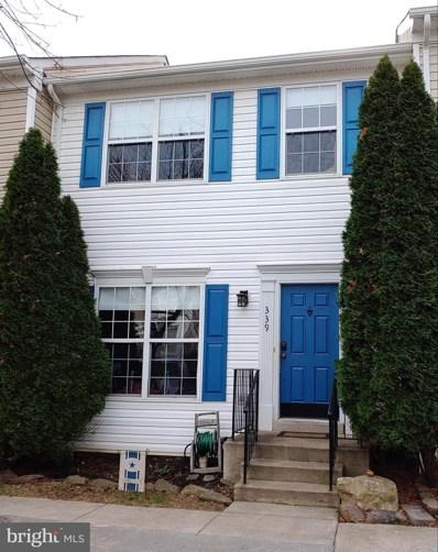 339 Snyder Lane, Culpeper, VA 22701 - #: VACU140118