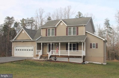 11371 Spring Hollow Lane, Rixeyville, VA 22737 - #: VACU140326