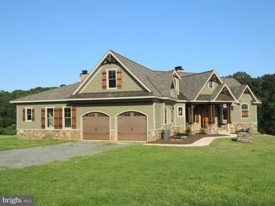12553 Walnut Creek Lane, Rixeyville, VA 22737 - #: VACU141796