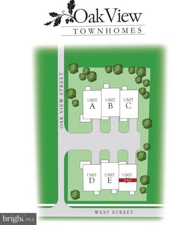 145 Oakview Street UNIT 5, Culpeper, VA 22701 - #: VACU142806