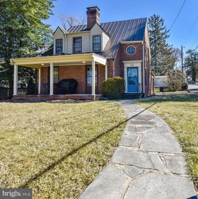 713 S Blue Ridge Avenue, Culpeper, VA 22701 - #: VACU2000016