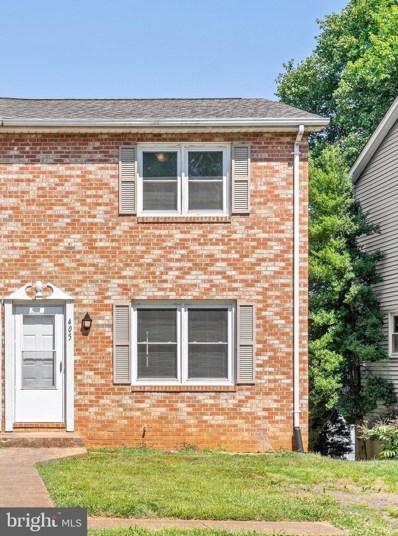 405 Willow Lawn Drive, Culpeper, VA 22701 - MLS#: VACU2000464