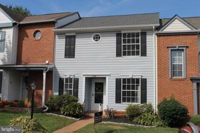 436 Cromwell Court, Culpeper, VA 22701 - #: VACU2000916