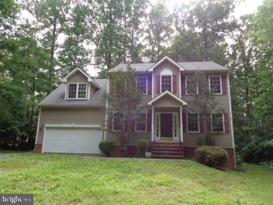 632 Wright Drive, Ruther Glen, VA 22546 - #: VACV120584