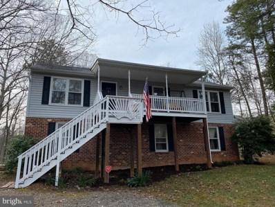 219 Estate Drive, Ruther Glen, VA 22546 - #: VACV121898