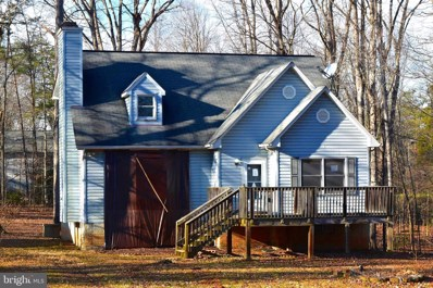 203 Sea Cliff Drive, Ruther Glen, VA 22546 - #: VACV123430