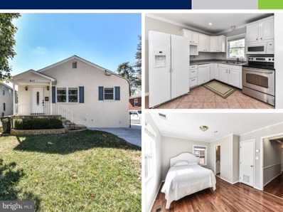 917 Lincoln, Falls Church, VA 22042 - #: VAFA110770