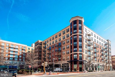 444 W Broad Street UNIT 508, Falls Church, VA 22046 - MLS#: VAFA110782