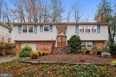 2706 Welcome Drive, Falls Church, VA 22046 - #: VAFA110882