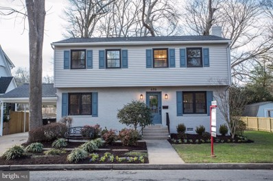 404 Parker Avenue, Falls Church, VA 22046 - #: VAFA110894