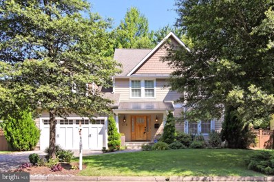 710 Timber Lane, Falls Church, VA 22046 - MLS#: VAFA111382