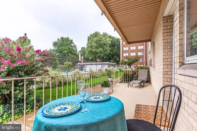 200 N Maple Avenue UNIT 217, Falls Church, VA 22046 - #: VAFA111518