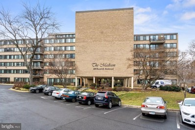 600 Roosevelt Boulevard UNIT 106, Falls Church, VA 22044 - #: VAFA111814