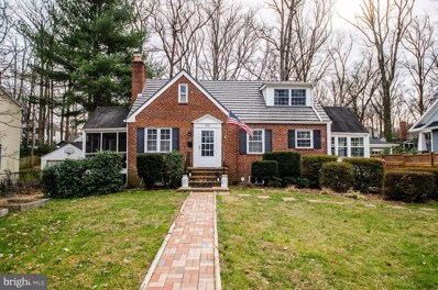 601 Timber Lane, Falls Church, VA 22046 - #: VAFA111824