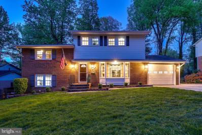 2705 Welcome Drive, Falls Church, VA 22046 - #: VAFA111998