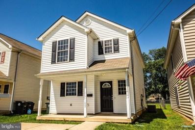 1007 Myrick Street, Fredericksburg, VA 22401 - #: VAFB115222