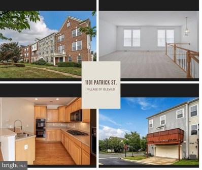 1101 Patrick Street, Fredericksburg, VA 22401 - #: VAFB115456