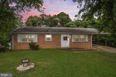 141 Ridgeway Street, Fredericksburg, VA 22401 - #: VAFB115474
