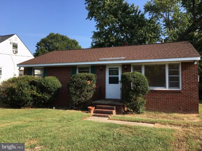133 Hillcrest Drive, Fredericksburg, VA 22401 - #: VAFB115940