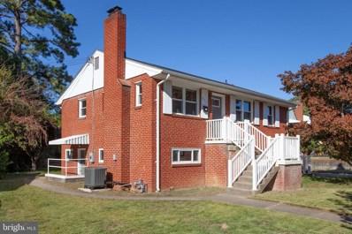 611 Woodford Street, Fredericksburg, VA 22401 - #: VAFB116034