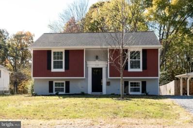 230 Hillcrest Drive, Fredericksburg, VA 22401 - #: VAFB116100