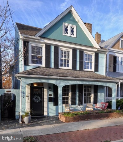 1104 Prince Edward Street, Fredericksburg, VA 22401 - #: VAFB116210