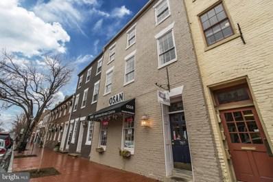707 Caroline Street UNIT A, Fredericksburg, VA 22401 - #: VAFB116448