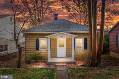 1407 Sunken Road, Fredericksburg, VA 22401 - #: VAFB116654