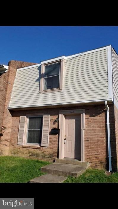 116 Hughey Court, Fredericksburg, VA 22401 - #: VAFB116858