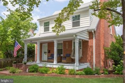 809 Mortimer Avenue, Fredericksburg, VA 22401 - #: VAFB117504
