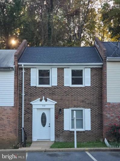 712 Denton Circle, Fredericksburg, VA 22401 - #: VAFB117838
