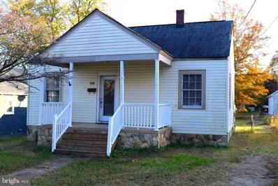 110 Gibson Street, Fredericksburg, VA 22401 - #: VAFB118134