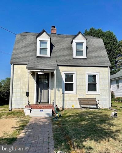 809 Moncure Street, Fredericksburg, VA 22401 - #: VAFB119136